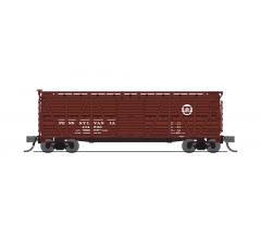 Broadway Limited #6577 PRR Stock Car Hog Sounds