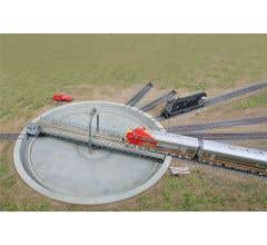 Walthers #933-2851 Motorized 110' Turntable