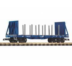 PIKO #38766 Conrail - Bulkhead Flatcar