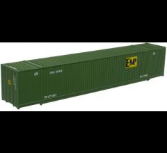 Atlas #50003984 53' Container - EMP (Union Pacific) Set #2 (3pcs)