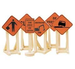 Lionel 6-81064 Construction Zone Signs #2