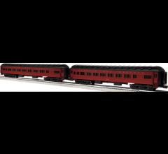 "Lionel #1927180 Norfolk & Western 18"" 2-Pack-B"