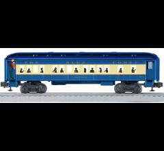 Lionel #1927700 Blue Comet Coach