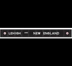 Atlas #70000031 Decorated Plate Girder Bridge Lehigh & New England