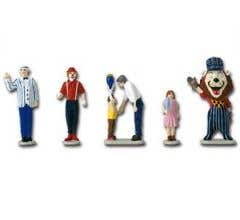 Lionel 24124 Carnival People Pack