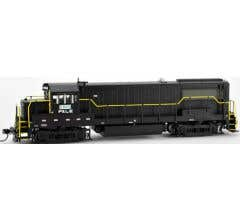 Bowser #24544 U-25B Locomotive w/DCC & Sound - P&LE #2802
