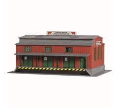Model Power #2620 Central Meat & Produce Distribution Co - Built-Up