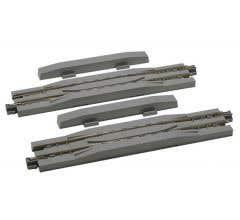 """Kato #20-026 124mm (4 7/8"""") Rerailer Track (2pcs)"""