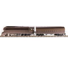 Broadway Limited #4432 Streamlined PRR K4s #3768 1936 Version Bronze Paint w/Sound&DCC