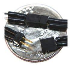 TCS #1301 2-Pin Mini Connector