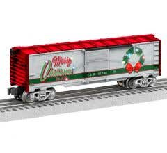 Lionel #2028300 Christmas Light Express Boxcar