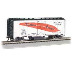 Bachmann #16322 Track Cleaning Box Car - Western Pacific