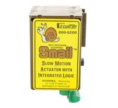 """Circuitron #800-6200TB """"Smail"""" Slow Motion Actuator with Integrated Logic (DCC Decoder Equipped) With Terminal Block Option"""