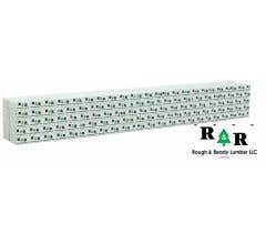 Walthers #949-3166 Wrapped Lumber Load for 72' Centerbeam Flatcar - Rough & Ready Lumber