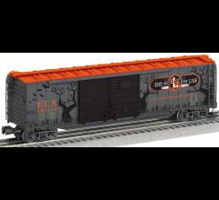 Lionel #1926480 ELX Halloween 50' Double Door Boxcar #103119