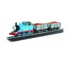 Bachmann #00760 Deluxe Thomas and the Troublesome Trucks Set