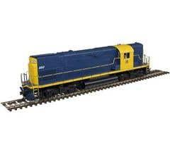 Atlas #10002981 C-420 Locomotive w/DCC/Sound - Long Island #222