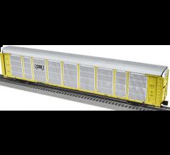 Lionel #6-84911 CSX #973924 Scale Autorack