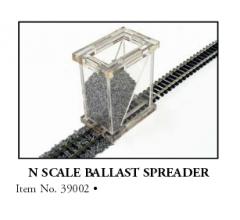 Bachmann #39002 N Scale Ballast Spreader