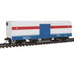 Walthers #931-1484 Track Cleaning Boxcar - Conrail