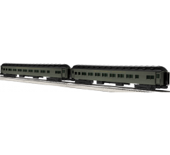 Lionel #1927140 Southern Pacific 18' Passenger Car 2 Pack #4