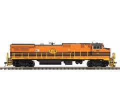 MTH #20-20914-1 Dash 8-40BW Diesel w/Proto-Sound 3.0 - Providence & Worchester #4005