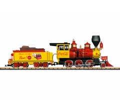 LGB #20282 Coca Cola Mogul Steam Locomotive With DCC And Sound
