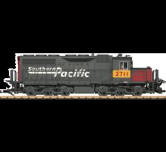 LGB #25557 USA Diesel Locomotive SD 40 Southern Pacific w/DCC/MFX
