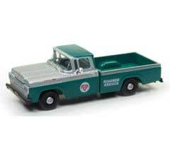 Classic Metal Works #30498 1960 Ford F-100 Pickup Truck - Conoco Service