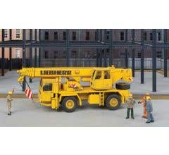 Walthers #949-11015 Two-Axle Truck Crane Kit