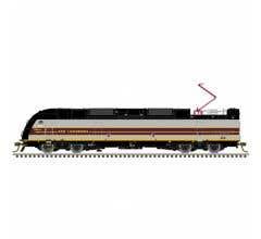 Atlas #10003711 ALP-45DP Locomotive w/DCC & Sound - NJ Transit [Erie Lackawanna Heritage] #4519