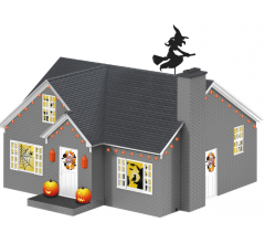Lionel #1929110 Plug-Expand-Play Halloween House