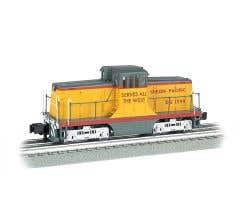 Williams #23107 Union Pacific #1399 - Scale 44 Ton Switcher