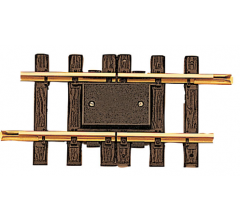 """LGB #10152 Insulated Track, Double, 150 mm 5 7/8"""""""