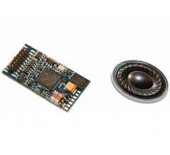 Piko #56340 Lok-Sound decoder with Loudspeaker for BR 130 Loco