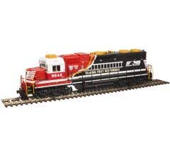 Atlas #10002405 GP-38 w/DCC/Sound - Norfolk Southern First Responders NS #5642