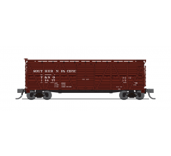 Broadway Limited #6579 SP Stock Car Hog Sounds