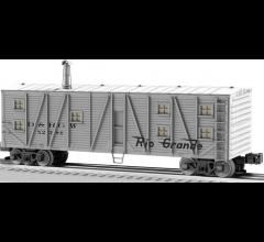 Lionel #1926162 Rio Grande Bunk Car #x2384
