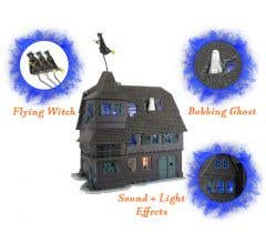Lionel #1929170 Plug-Expand-Play Haunted House