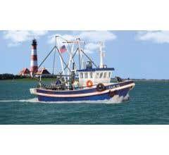 Walthers #949-11016 Modern Fishing Boat Kit