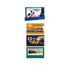 American Flyer #6-49861 CLASSIC BILLBOARD Set
