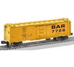 Lionel #2026071 BAR #7728 - 40' Plug Door Reefer