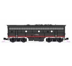 Kato #106-0427 N EMD F7A + F7B Southern Pacific 2-Locomotive Set #6182A & #8082B