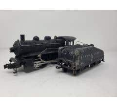 Lionel #LIO1656C Used Steam Engine And Tender