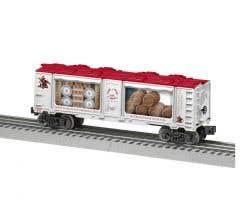 Lionel #2028240 Anheuser-Busch Cold Storage Car
