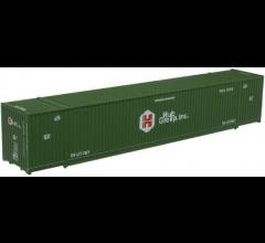 Atlas #50003987 53' Container - Hub (Norfolk Southern) Set #2 (3pcs)