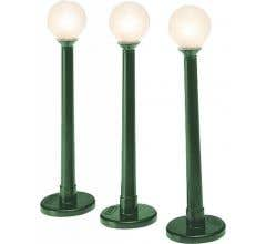 Lionel #37173 Globe Lamps 3-Pack