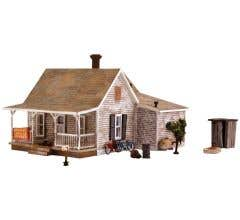 Woodland Scenic #BR4933 Old Homestead N Scale (Built Up)