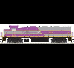 Atlas #10002743 HO Trainman NRE Genset II- MBTA #3248- (Gold Series)