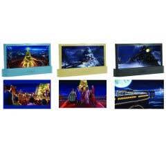American Flyer #48006 The Polar Express Billboard Pack